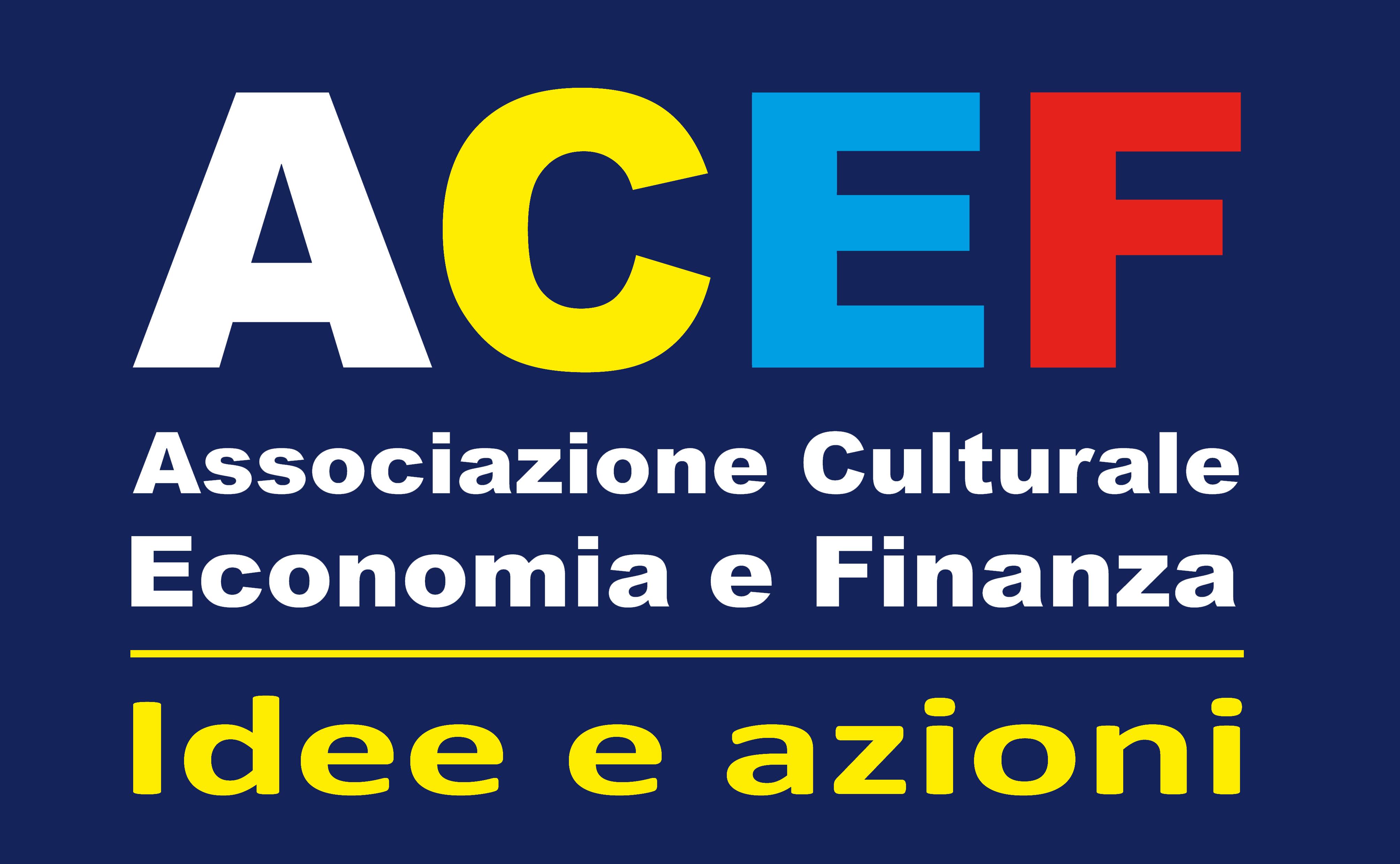 ACEF Associazione Culturale Economia e Finanza