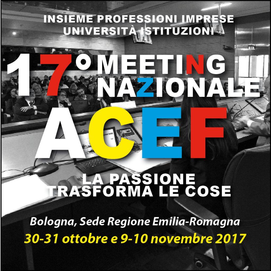 Meeting ACEF 2017