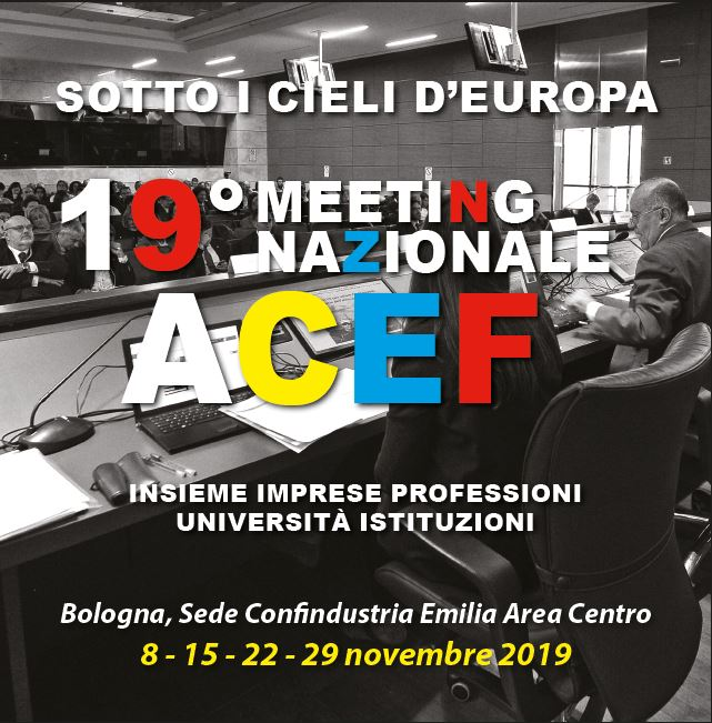Meeting 2019 Coccarda