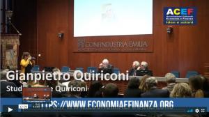 Il diritto d'autore – L'intervento dell'avvocato Gianpietro Quiriconi