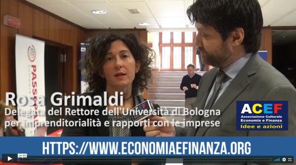 Grimaldi intervista