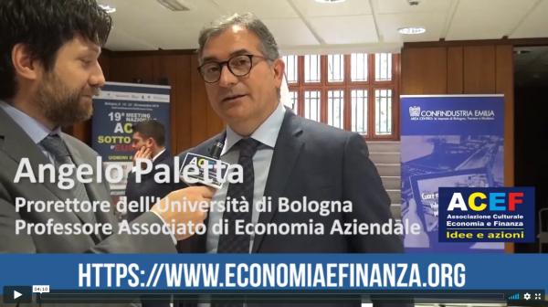 Paletta intervista