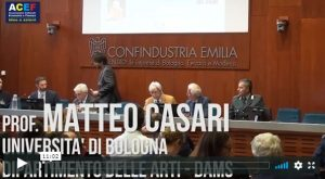 L'economia della cultura – Matteo Casari, DAMS – Università di Bologna