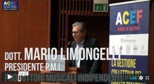 Testimonianze – Mario Limongelli