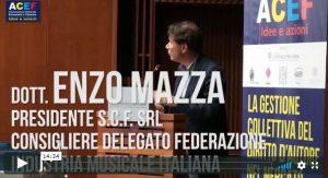 Testimonianze – Enzo Mazza