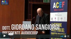 Testimonianze – Giordano Sangiorgi