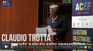 Testimonianze – Claudio Trotta