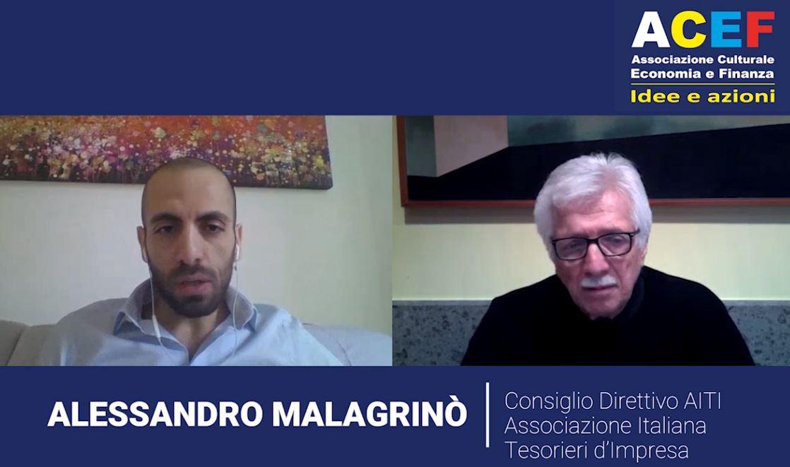 Intervista ad Alessandro Malagrinò – Associazione Italiana Tesorieri d'Impresa