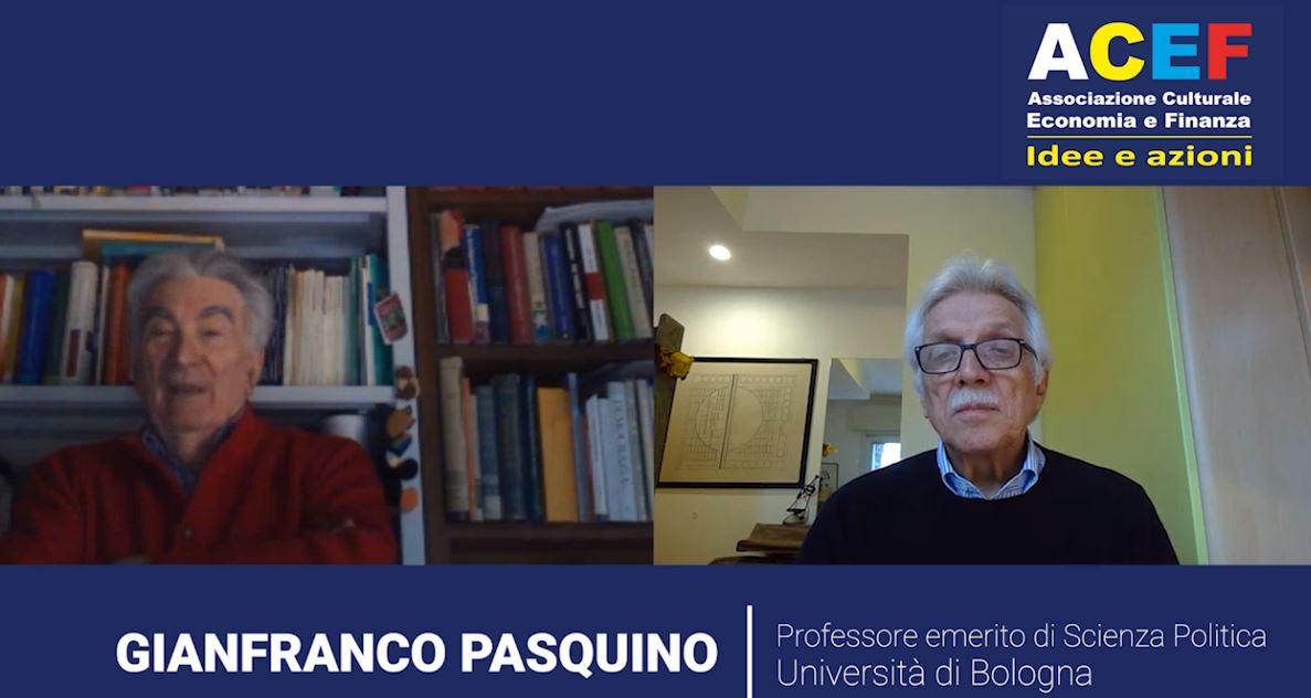 Intervista a Gianfranco Pasquino – Università di Bologna