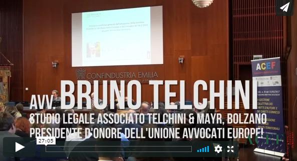 Bruno Telchini 22.05.2017