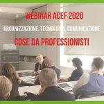 Webinar ACEF 2020