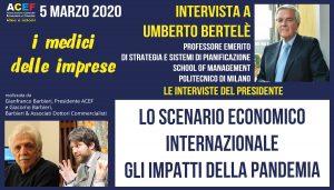 Intervista a Umberto Bertelè – Politecnico di Milano