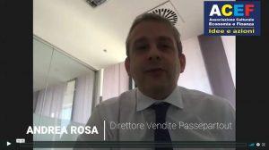 Intervista ad Andrea Rosa – Passepartout