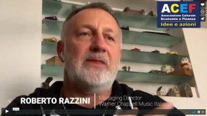 Intervista a Roberto Razzini – Warner Chappell