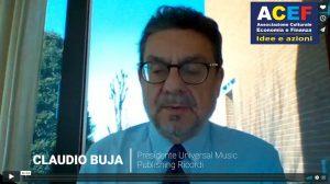Intervista a Claudio Buja – Universal Music Publishing Ricordi