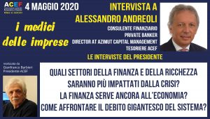 Intervista a Alessandro Andreoli – Azimut Capital Management