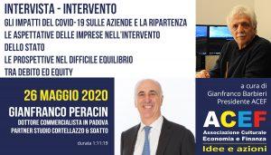 Intervista a Gianfranco Peracin – Cortellazzo & Soatto