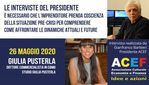 Intervista a Giulia Pusterla – Dottore Commercialista in Como
