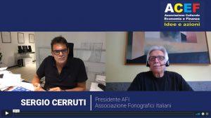 Intervista a Sergio Cerruti – Associazione Fonografici Italiani