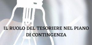 Evento AITI 9 giugno 2020 – Il ruolo del tesoriere nel piano di contingenza