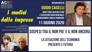 Intervista a Guido Caselli – Unioncamere Emilia Romagna