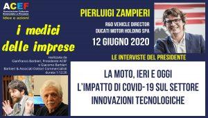Intervista a Pierluigi Zampieri – Ducati Motor Holding SpA