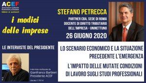 Intervista a Stefano Petrecca – CBA, UNINETTUNO