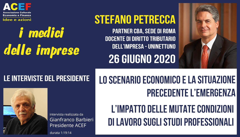 Stefano Petrecca