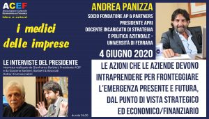 Intervista ad Andrea Panizza – APRI, AP & Partners