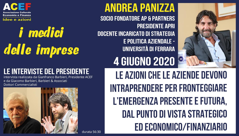 Andrea Panizza