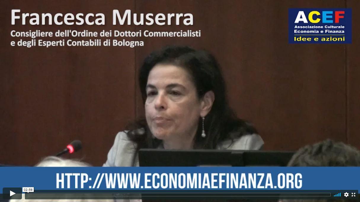 I beni culturali, un'opportunità per i Dottori Commercialisti – Dott. Francesca Muserra