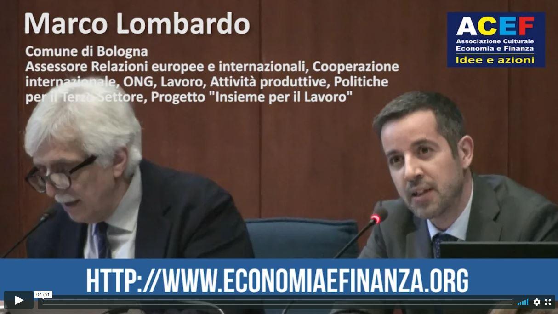 Le amministrazioni pubbliche come custodi dei beni culturali – Assessore Marco Lombardo