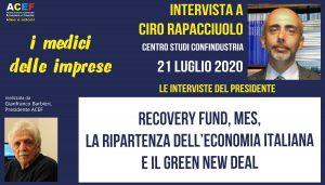 Intervista a Ciro Rapacciuolo – Centro Studi Confindustria
