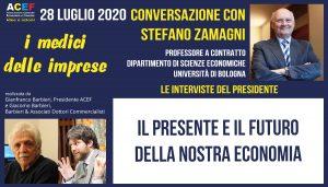 Conversazione con Stefano Zamagni – Economista