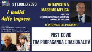 Intervista a Massimo Melica – Avvocato in Milano