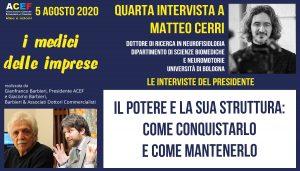 Il potere e la sua struttura – Intervista con Matteo Cerri
