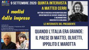 Quando l'Italia era grande – Intervista con Matteo Cerri