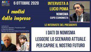 Intervista a Lucio Poma – Nomisma SpA