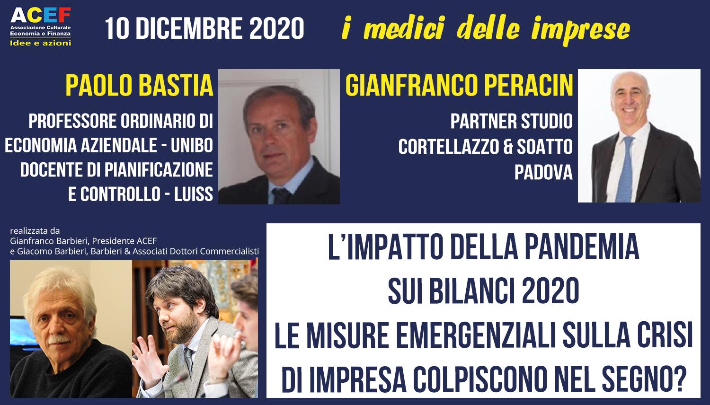 Intervista a Paolo Bastia e Gianfranco Peracin