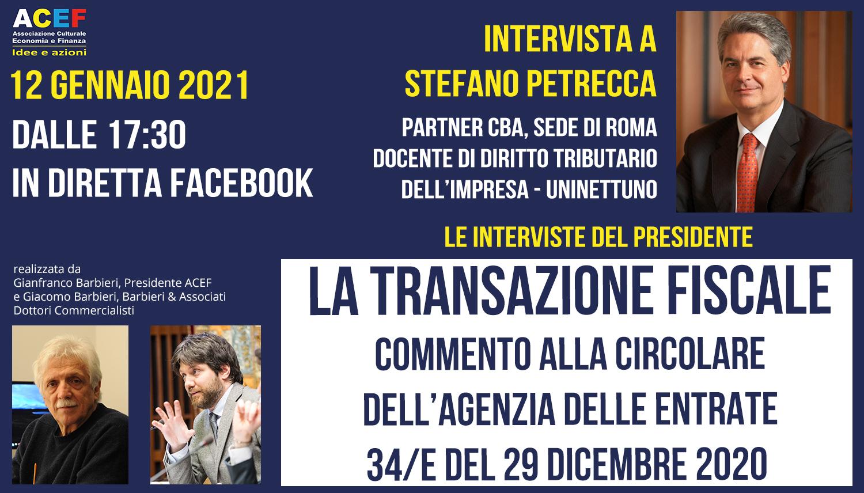 Intervista a Stefano Petrecca – Partner CBA Lex, Uninettuno
