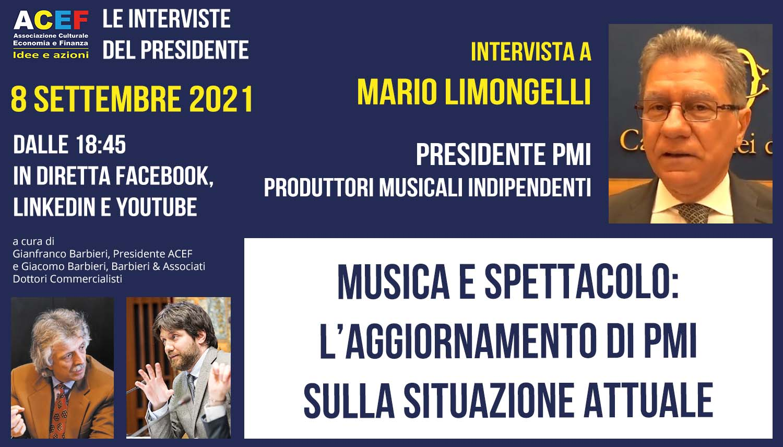 Read more about the article Produttori Musicali Indipendenti – La situazione aggiornata – MARIO LIMONGELLI, 8/09/2021